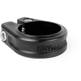 Sixpack Skywalker Sattelklemme Ø31,8mm stealth-black